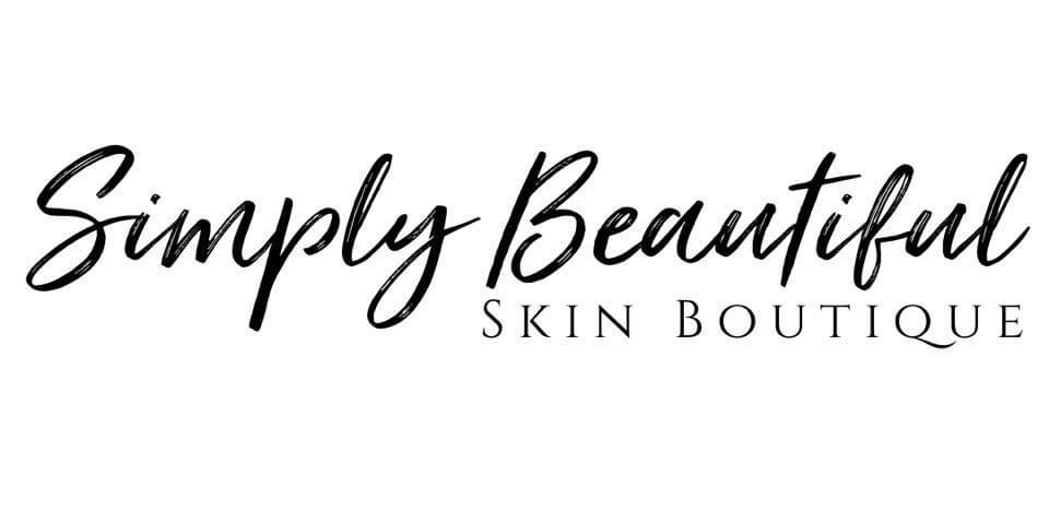 Sponsor for Lunch with Friends - Simply Beautiful Skin Boutique Logo